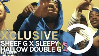 Sheff G X Sleepy Hallow X Double G - Panic Part2 (Music Video) Prod By Lauky X Hl8 | Pressplay