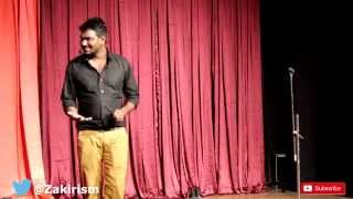 Zakir khan Talks About the Clarity In An Engineer's Life and why he has a problem with board exam . facebook...