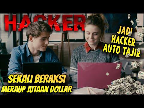 JADI HACKER AUTO KAYA   Alur Film Hacker (2016)