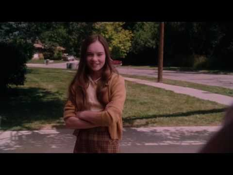 """Madeline Carroll and Callan McAuliffe in a scene from """"Flipped"""""""