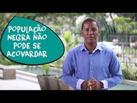 Elói Estrela: População negra não pode se acovardar