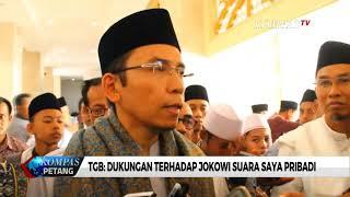 Video TGB Angkat Bicara Soal Dukungannya Kepada Jokowi MP3, 3GP, MP4, WEBM, AVI, FLV September 2018