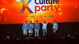 Download Lagu B1A4 (비원에이포) - 물 한잔 (A Glass of Water) @K Culture Party in Astana 170718 Mp3