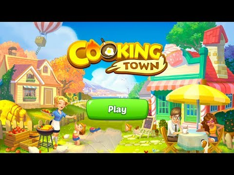 Cooking Town – Restaurant Chef Game [Android/iOS] Gameplay ᴴᴰ
