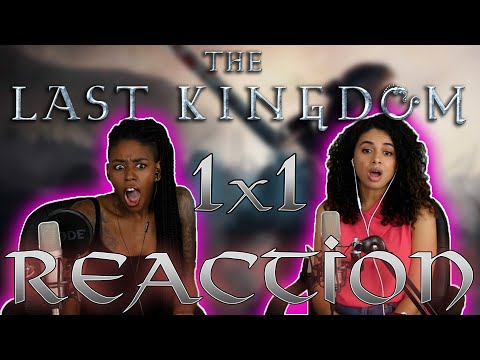The Last Kingdom 1x1 REACTION!! (Thirstiest Reaction Moment Yet?!!??)