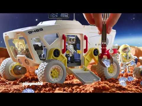 Misiunea Spaiala cu lumini si sunete de la Playmobil -  www. carlatoys.com