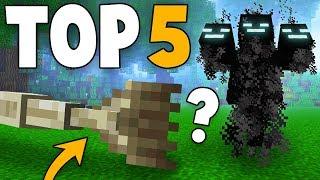 Video Top 5 Largest Mobs In Minecraft MP3, 3GP, MP4, WEBM, AVI, FLV September 2019