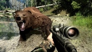 First 30 Minutes: Cabela's Big Game Hunter 2012 [XBOX360/PS3/WII]