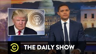 Trump's Parade of Shills: The Daily Show