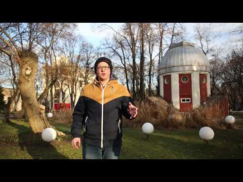 Онлайн-экскурсии по Парку Горького: Народная обсерватория
