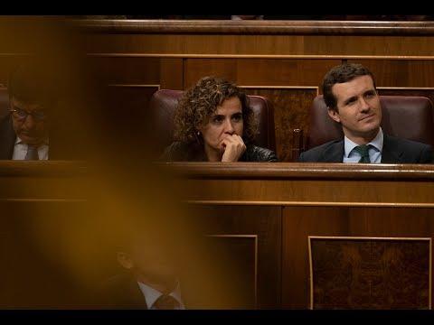 A Sánchez le da igual lo que resista la sociedad española porque él tiene su Manual de Resistencia