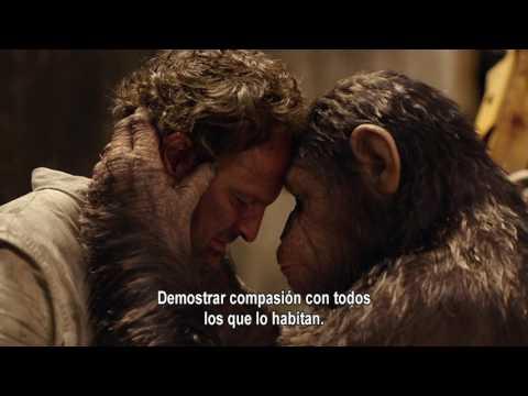 La Guerra del Planeta de los Simios - Instituto Jane Goodall?>