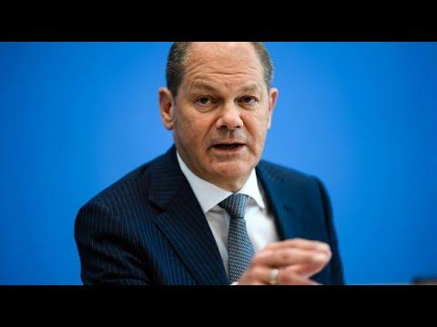 """Bundesfinanzminister Scholz: """"Schwarze Null"""" soll bis ..."""