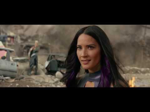 X-Men vs. En Sabah Nur (X-Men: Apocalypse)(FIGHT SCENE)