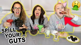 SPILL YOUR GUTS OR FILL YOUR GUTS WITH COLLEEN AND RACHEL!!