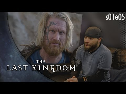 The Last Kingdom: 1x5 REACTION