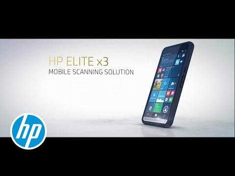 Streamline processes with the new HP Elite x3 Mobile Scanning Solution_Network device videos for IT admins. Best of the week