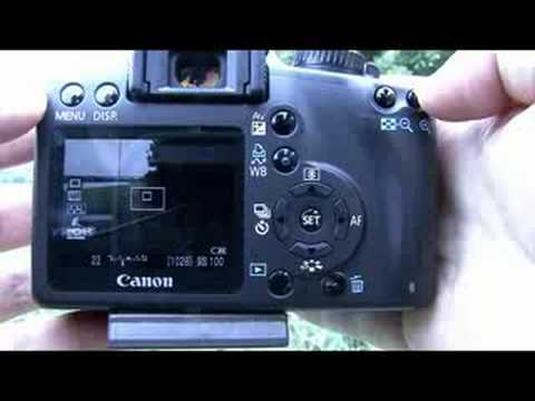 Canon EOS 1000D test