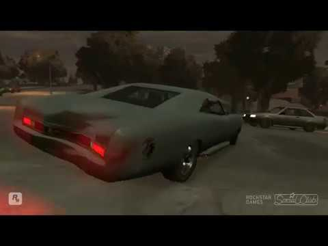GTA 4 - Memories of a Maniac