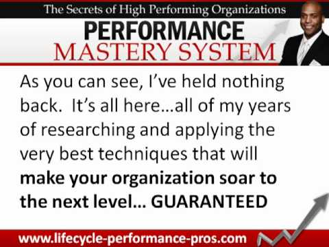 Victor Holman – Performance Mastery System – Business Performance Success – Performance Management