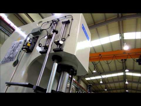 C형 유압프레스(C Type Hydraulic Press  HPP-10)