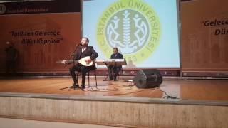 Nevzat Ak istanbul üniversitesi konseri...