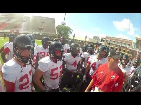 Jordan Lynch - GoPro Helmet Cam video.