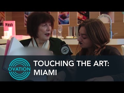 """Miami - Inside Marilyn Minter's New Book """"Plush"""" (Exclusive)"""