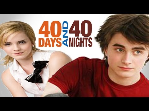 40 Days and 40 Nights Trailer - (Harry & Hermione Style)