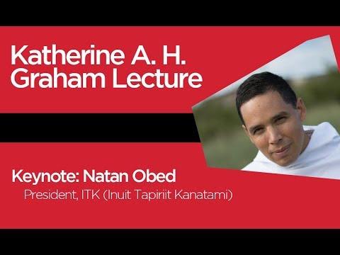 Katherine Graham Lecture 2018