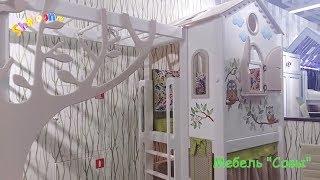 Видео: мебель Cleveroom Совы с росписью