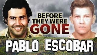 PABLO ESCOBAR   Before They Were DEAD   Biography