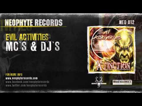 Evil Activities - MC's & DJ's