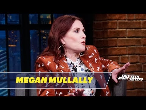 Megan Mullally Has Strict Bed Rules for Her Husband, Nick Offerman