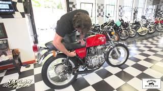 1. 1975 Honda CB400F