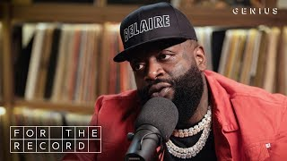 """Rick Ross Talks 'Port Of Miami 2' & Nipsey's Influence On """"Gold Roses"""" 