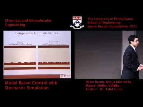 Senior Design 2011: Design and Control Software for Materials Processing