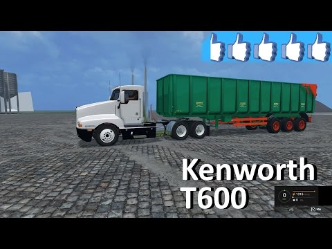 Kenworth T600 v1