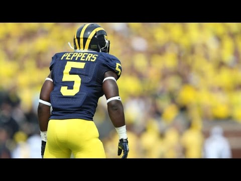 Jabrill Peppers Highlights