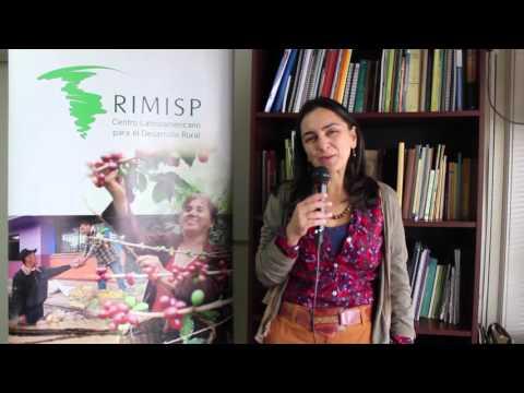 Mireya Valencia, Desenvolvimento Sustetável de Territórios Rurais