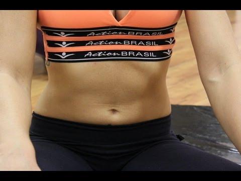 exercícios em casa  – melhores para perder barriga