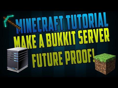 TechHelp – How to make a Minecraft 1.8.1 Bukkit Server! [Updated] [Voice Tutorial] No Hamachi!