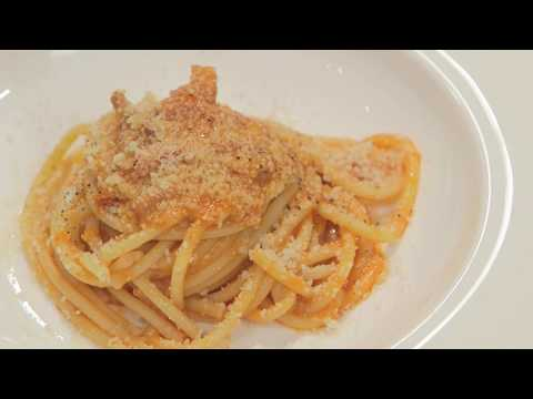 ricetta per fare i bucatini all'amatriciana