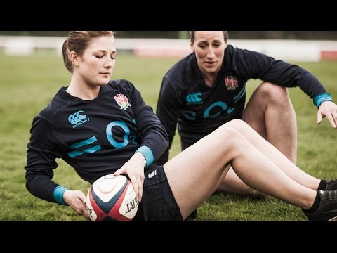 england - Ahead of next month's Women's Rugby World Cup, we asked some of the stars of the England Women's team to take us through some fitness drills that everyone can try at home. The team have already...
