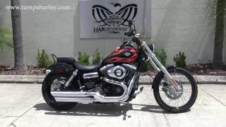 6. 2008 Dyna Wide Glide Motorcycle for sale in Florida near me