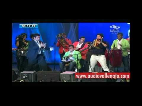 Abrete - Fiesta Caracol TV Martin Elias & Juancho...