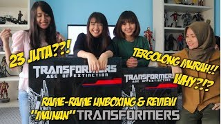 "Video ""MAINAN"" 23 JUTA INI MURAH, WHY?? TRANSFORMERS OPTIMUS PRIME KNIGHT EDITION MP3, 3GP, MP4, WEBM, AVI, FLV Agustus 2018"