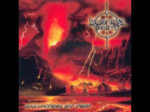 Tekst piosenki Burning Point - Salvation by Fire po polsku