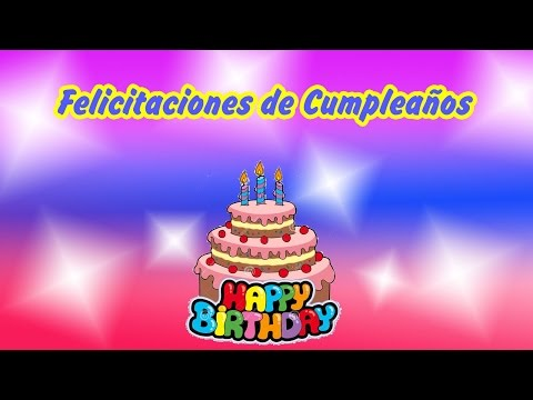 Felicitaciones de Cumpleaños Bonitas y Divertidas