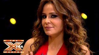تواصل كارول سماحة مع الجمهور- الحلقة الرابعة - The XTRA Factor 2013